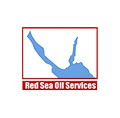 Red Seo Oil Services Logo