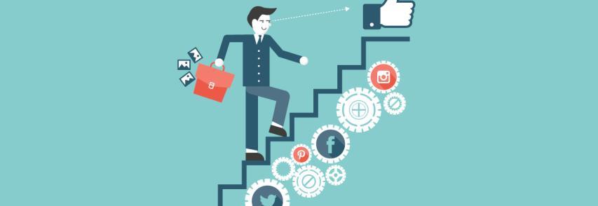 5 social media strategiesfor businesssuccess